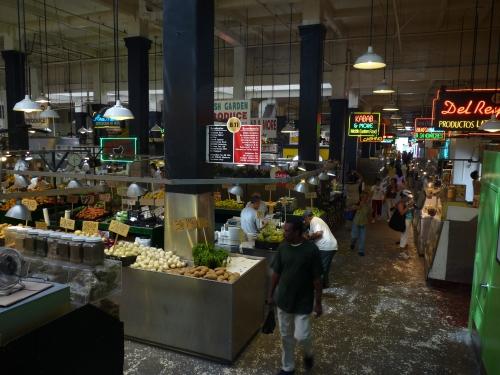 Inside Grand Central Market