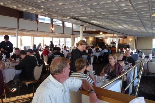 Horn Blower Dinner Cruise Ship
