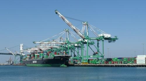 Los Angeles Cargo Terminal