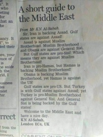 Middle East Guide