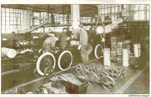Ford Factory - 1913