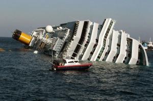 Costa Concordia #1