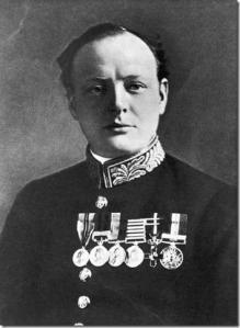 Winston Churchill - 1899