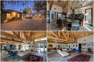 Bing Crosby's Toluca Lake home #1