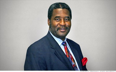 Raymond Burse-kentucky-state-university-interim president