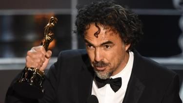 Alejandro G. Iñarritu - best director Oscar for Birdman