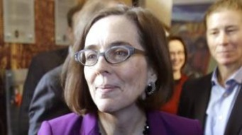 Kate Brown, Oregon Governor