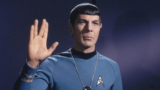 Leonard Nimoy - Mr. Spock