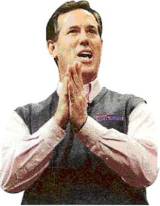 Rick Santorum  A Man of Conviction