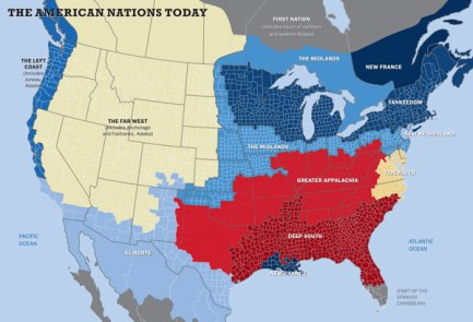 America Splitting Apart