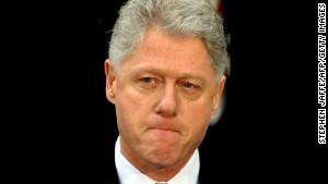 Bill Clinton on wife Hillary