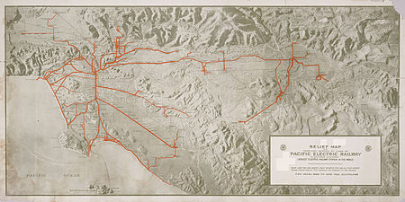 Pacific_Electric_Railway Relief_map