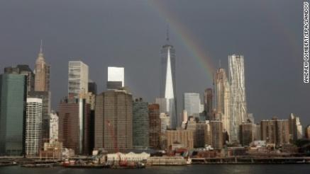 World Trade Center Rebuilt