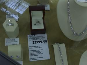 $23K Wedding Ring