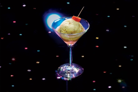 Matzoball Martini