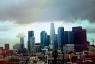 Los Angeles cloudy day