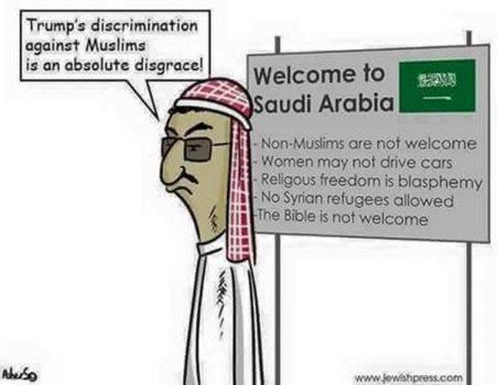Muslim Discrimination