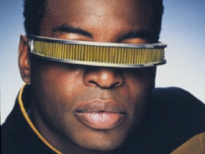 Geordi La Forge, Star Trek Commander