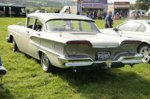 1958 Edsel - rear photo