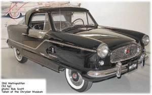 1961 Metropolitan