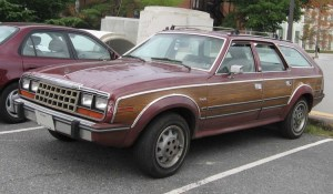 1979 AMC Eagle Wagon